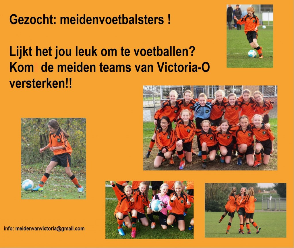 flyer meiden teams